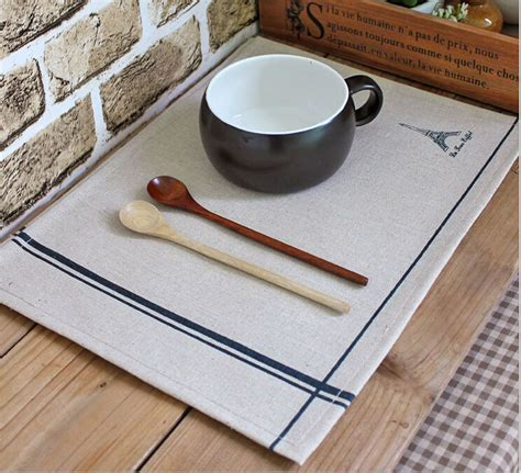 Handmade Table Mats - europe table mats pads placemat handmade table plate
