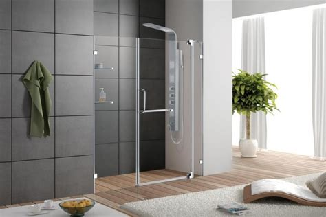 Kitchen Reno Ideas For Small Kitchens by Vg6042chcl36 36 Inch Frameless Shower Door Modern