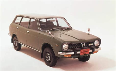1972 subaru leone the motoring world subaru reaches 15 million vehicles