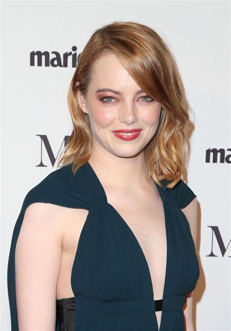 emma stone emma stone marie claire image makers awards in los angeles