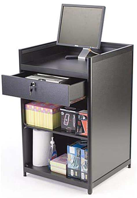 cash register desk for sale cash counter 24 quot wide