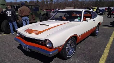 1973 Ford Maverick by 1973 Ford Maverick Grabber