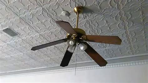 Ceiling Fan Broken by Broken Hton Bay Huntington Ii Ceiling Fan