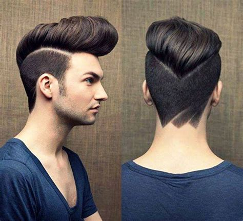 cool hairstyles for boys that do not have hair line hairstyle of man tells a lot about his personality choice