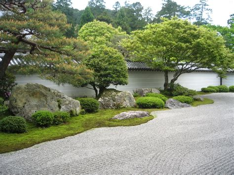 Asian Rock Garden Japanese Rock Gardens Zen Gardens