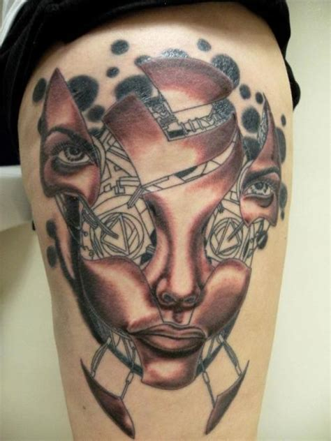 tattoo ideas for guys tumblr mechanical tattoo tumblr