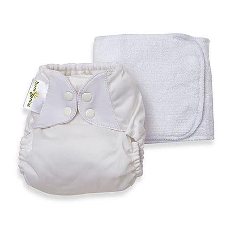 Bumgenius 5 0 Stellar Snap bumgenius 5 0 one size snap cloth in white buybuy baby
