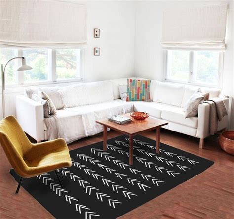 Area Rugs For Dorms The 25 Best Modern Area Rugs Ideas On Living