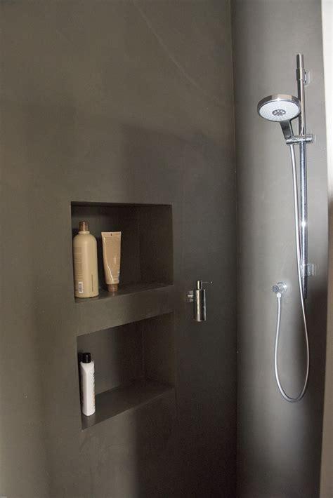 wasserfester putz in der dusche diy putz - Wasserfester Putz Dusche