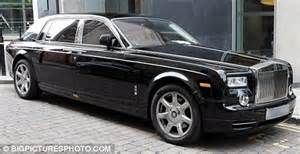 Simon Cowell Rolls Royce Simon Cowell In Hit And And Run But Don T Worry It S