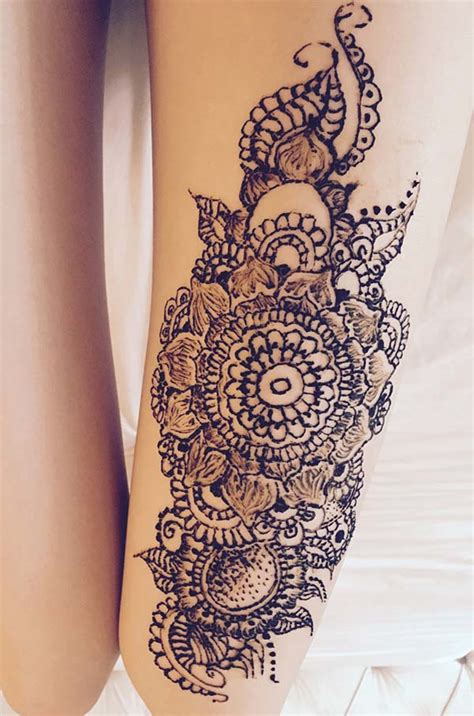 henna tattoo artists adelaide henna mehndi designs idea for thigh tattoos ideas