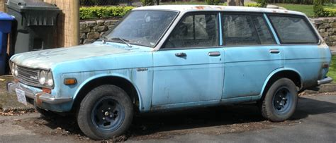1972 datsun station wagon 46 the part 1 when i win the lottery i m gonna buy a