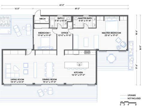 glidehouse floor plans homes glidehouse floorplan 2 bedroom this could