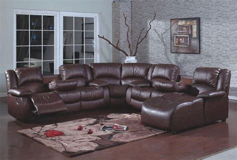 u shaped reclining sectional u shaped sectional sofa with recliners www energywarden net