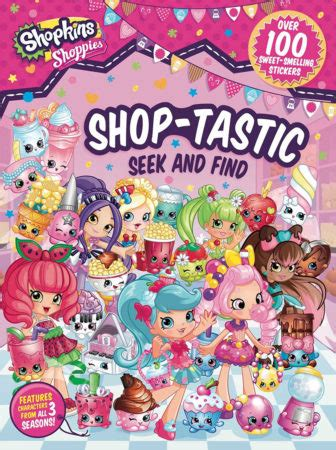 For All Seek And Find Plus Sticker Puzzle