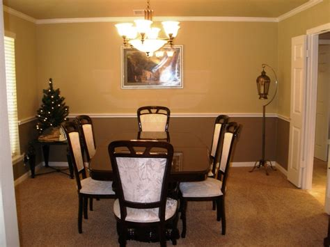 paint ideas for dining rooms dining room with chair rail