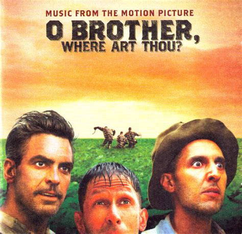 Various - O Brother, Where Art Thou? (Music From The ... O Brother Where Art Thou Soundtrack