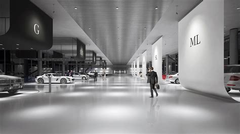 mercedes showroom interior mercedes showroom design a masow