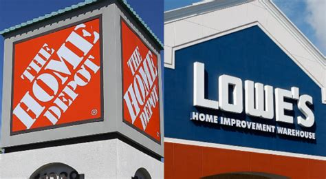 home depot lowe s special 11 savings with next