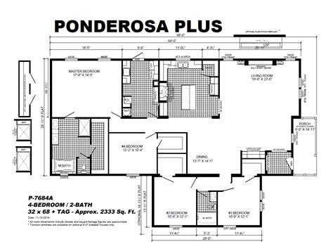 live oak mobile homes floor plans ponderosa floor plan live oak homes carpet review