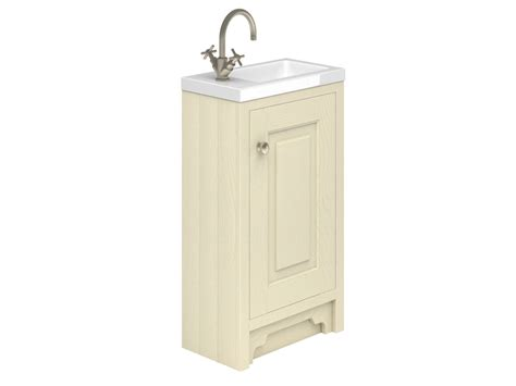 Cloakroom Vanity Unit by Technique Greenwich Traditional Cloakroom Vanity Unit