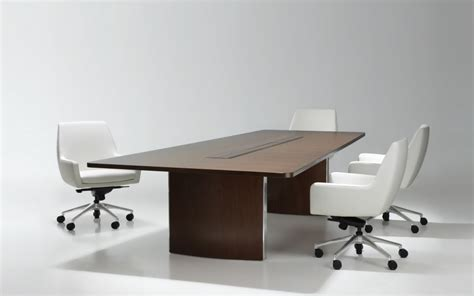 Designer Conference Table Trace Conference Table Arenson Office Furnishings