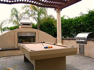outdoor pool table nz an outdoor pool table keeps the outside
