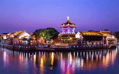 Image China suzhou the venice of china passenger 6a