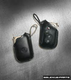 lexus oem genuine smart access key remote fob glove x2