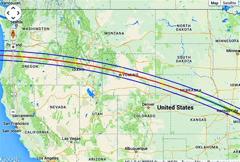 map usa eclipse 2017 world travel photos and comments 187 upcoming usa eclipses