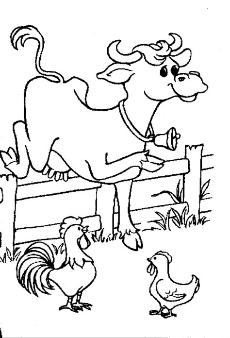 cow jumping coloring page schoolcraft community library coloring pages down on
