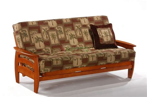 Teak Futon by And Day Futons Roselawnlutheran