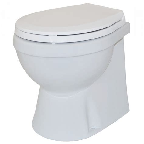 boat toilet seat cover tmc 12v electric luxury marine toilet 449 90