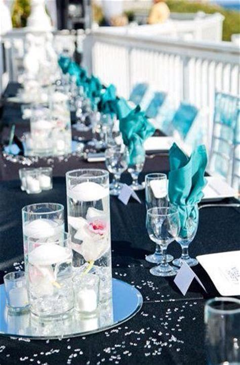 25 best ideas about turquoise wedding decor on