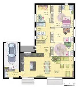 Triplex Floor Plans 25 Best Ideas About Plan Maison Plain Pied On Pinterest