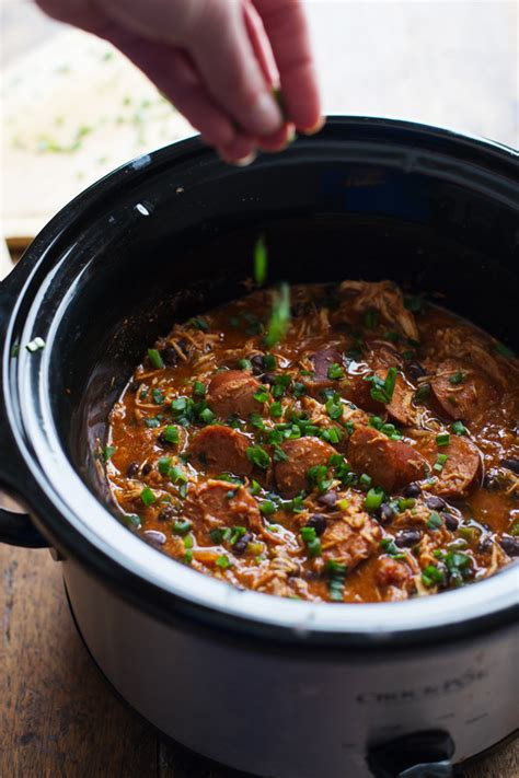 cooker chicken and sausage gumbo cooker sausage gumbo
