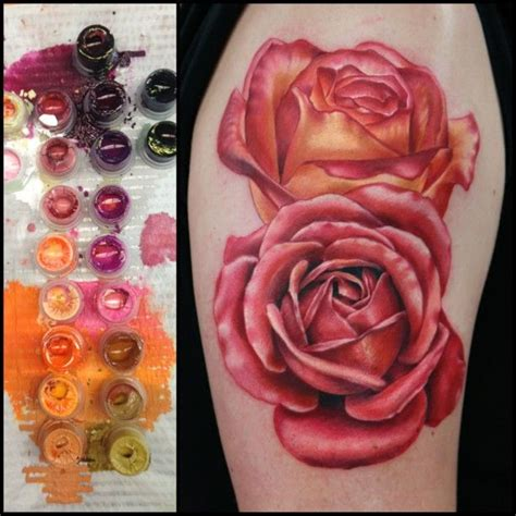 gorgeous rose tattoos 257 best images about tattoos on black