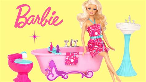 barbie glam bathroom barbie life in the dreamhouse barbie glam bathroom