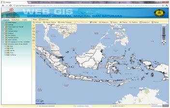 Manajemen Air Tanah Berbasis Cekungan Air Tanah geographic information system gis embedded system