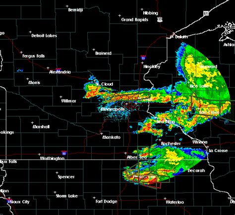 mike radar interactive hail maps hail map for st michael mn