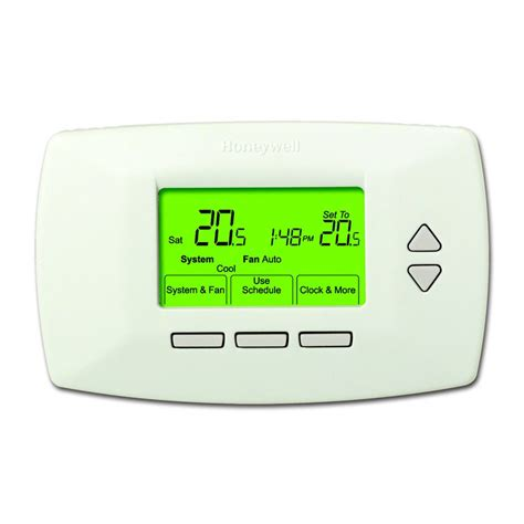 Home Design Program Online Free by Honeywell 7 Day Programmable Thermostat Lowe S Canada