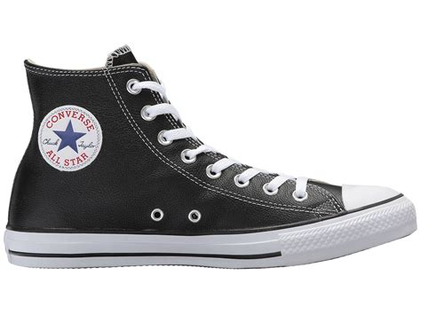 Convers Higt converse chuck 174 all 174 leather hi at zappos