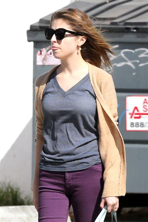 alex kendrick anna kendrick anna kendrick out and about in hollywood hawtcelebs
