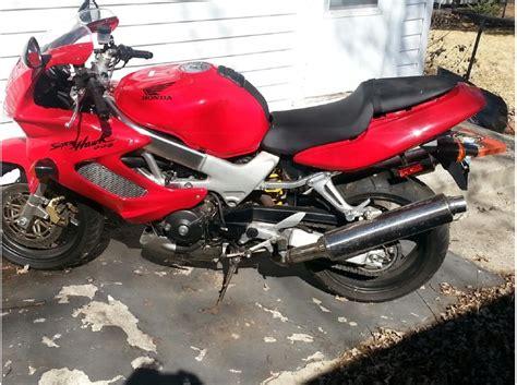 honda st louis park 1999 superhawk motorcycles for sale
