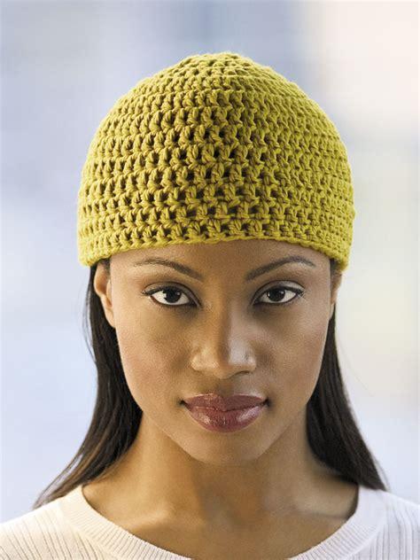 free crochet beanie hat patterns for men my crochet