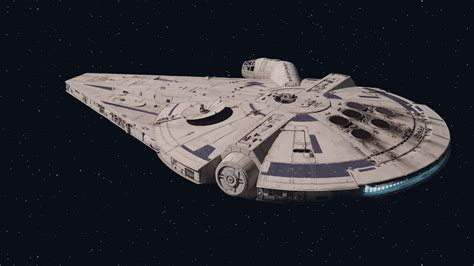 millennium star the brand new millennium falcon solo a star wars story