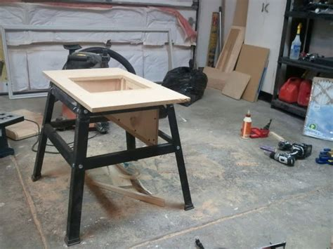 diy table saw dust collector contractor table saw dust collection upgrade by eric s