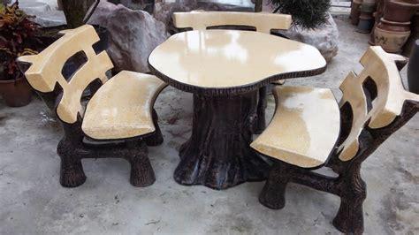 Meja Batu bumi hijau nursery 002279488 d meja batu