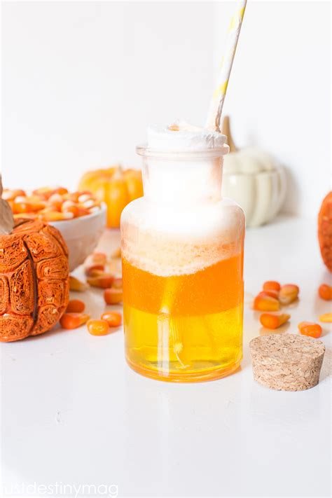 Kid Friendly Halloween Drink Just Destiny