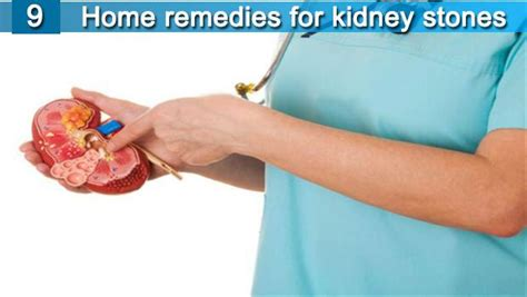 9 home remedies for kidney stones in and